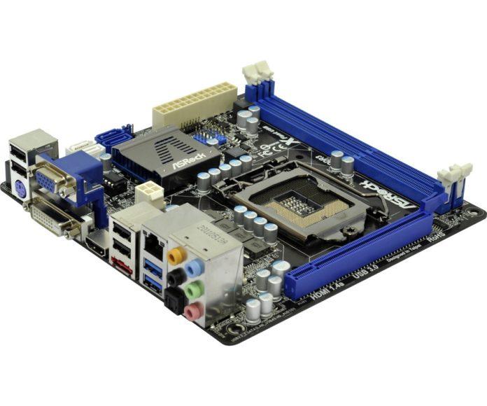 ASRockZM ITX/HT