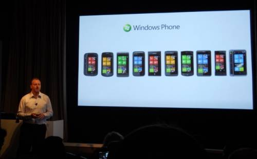 wydarzenia windows phone   mango