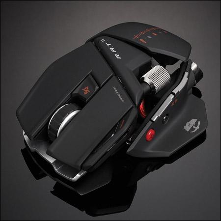 saitek cyborg mouse r a t