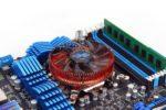 Zalman CNPS2X montaz na plycie glownej