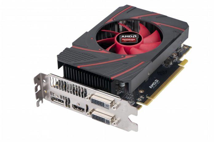 AMD Radeon R7 260X - wyglad