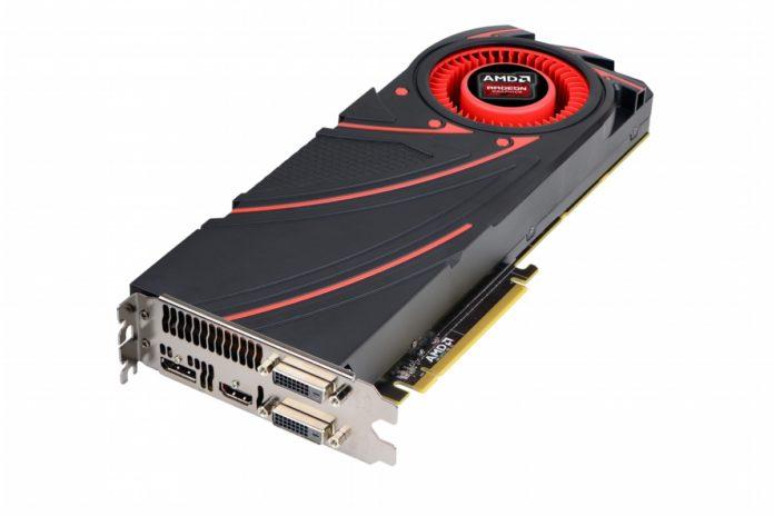 AMD Radeon R9 280X - wyglad