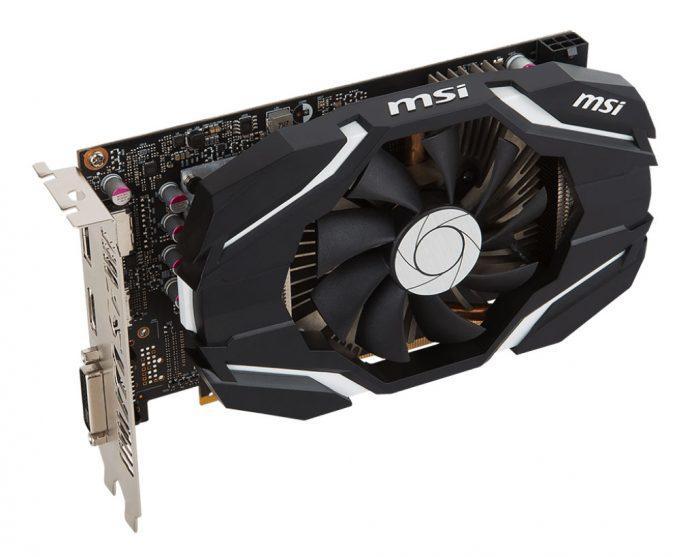 MSI GeForce GTX 1060 6 GB OCV1