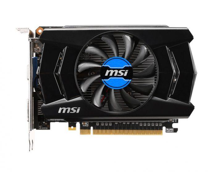 MSI N750Ti-2GD5/OCV1