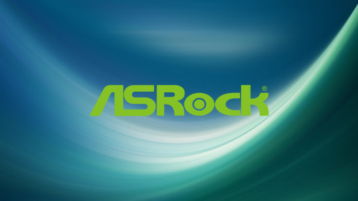 ASRock - logo