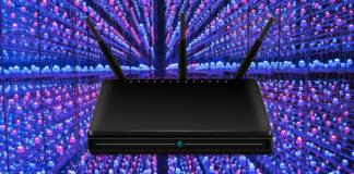 Sieć, sprzęt, router