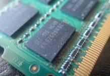 Pamięć RAM, sprzęt