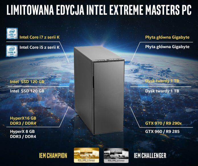 Intel Extreme Masters 2016