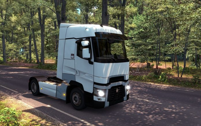 Euro Truck Simulator 2 - Francja