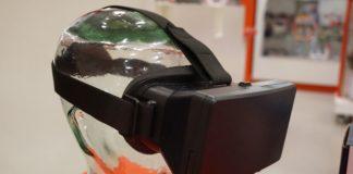 Sprzęt, wirtualna rzeczywistość