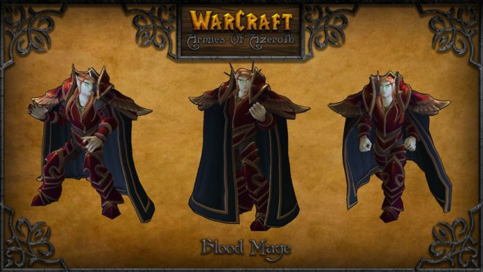 WarCraft: Armies of Azerot