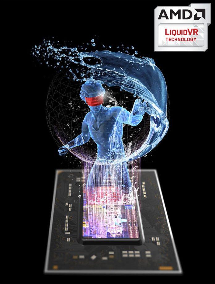 AMD LiquidVR SDK