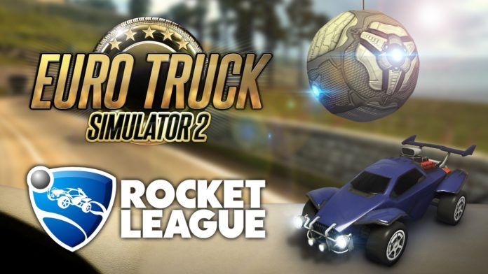 EuroTruckSimulatoriRocketLeague