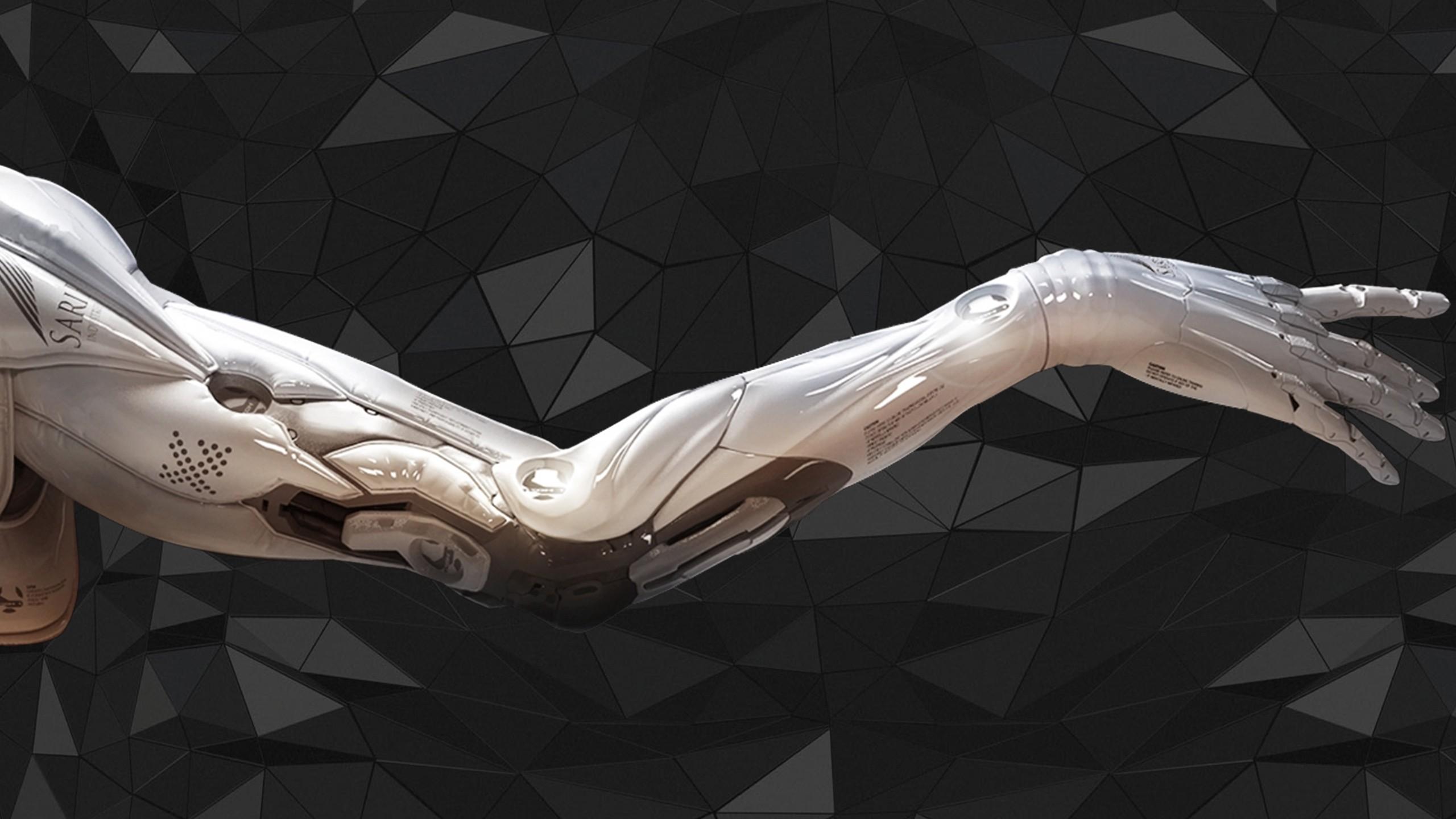 Bioniczna ręka, sprzęt