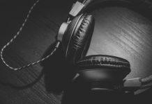 muzyka, słuchawki, sprzęt