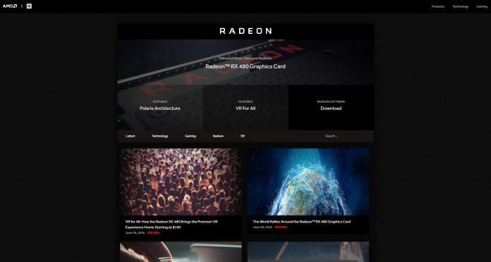 AMD Radeon.com