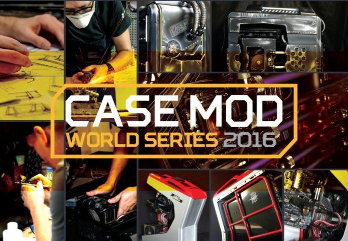 Case Mod World Series 2016