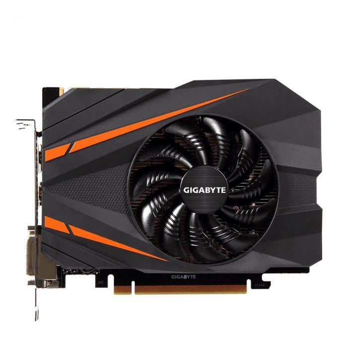 Gigabyte GeForce GTX 1070 Mini ITX OC