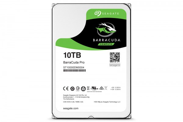Seagate BarraCuda Pro ST10000DM0004
