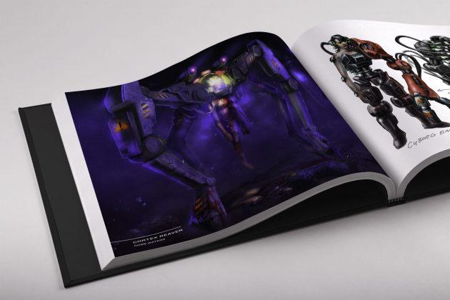 System Shock Art Book