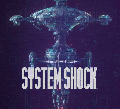 System Shock Art Book