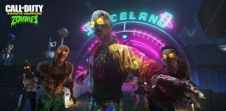 CallofDuty ZombiesinSpaceland
