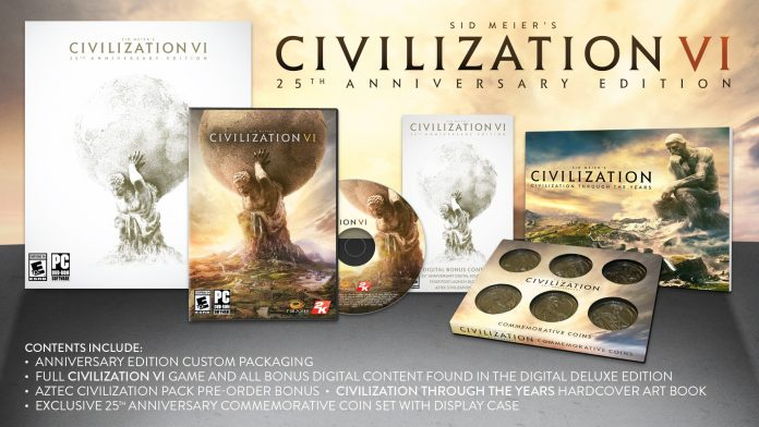 Civilization VI 25th Anniversary Edition