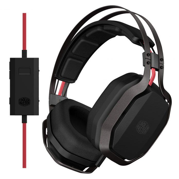 CoolerMasterMasterPulseOver Ear