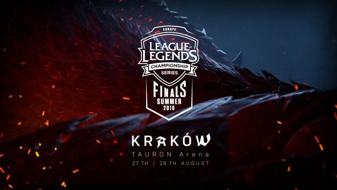European League of Legends Summer Finals