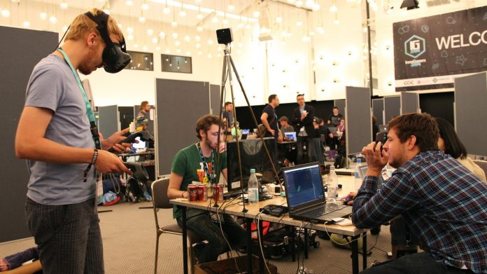 Game Jam na Gamescom 2016