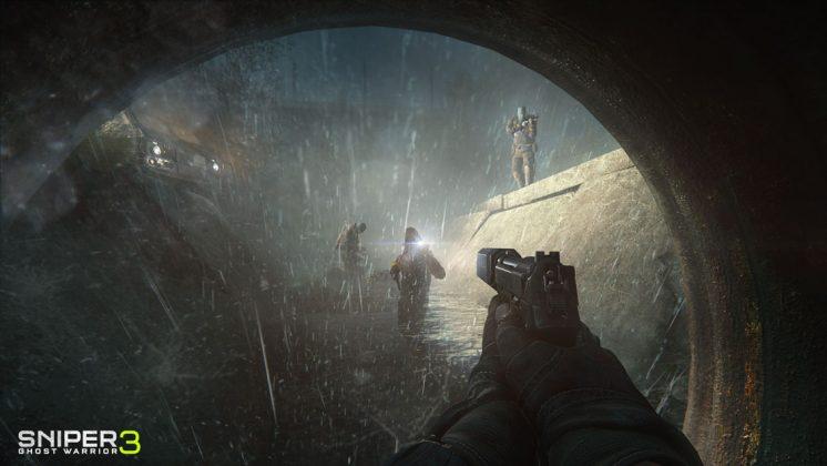 SniperGhostWarrior