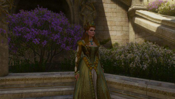 Wiedźmin 3 - Księżna Anna Henrietta
