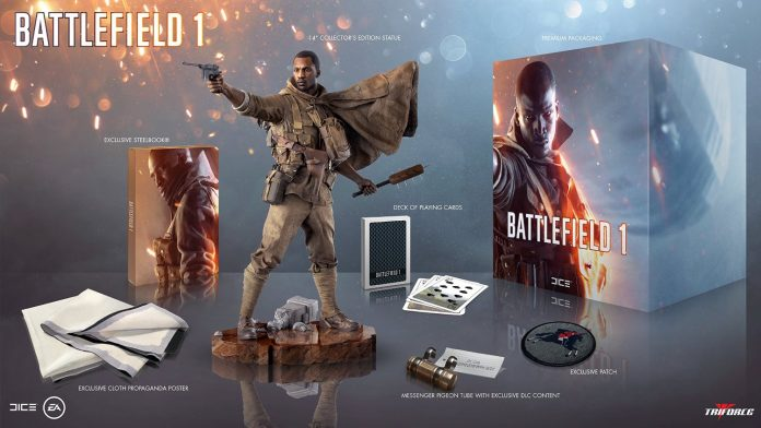 Battlefield 1 - Edycja Kolekcjonerska