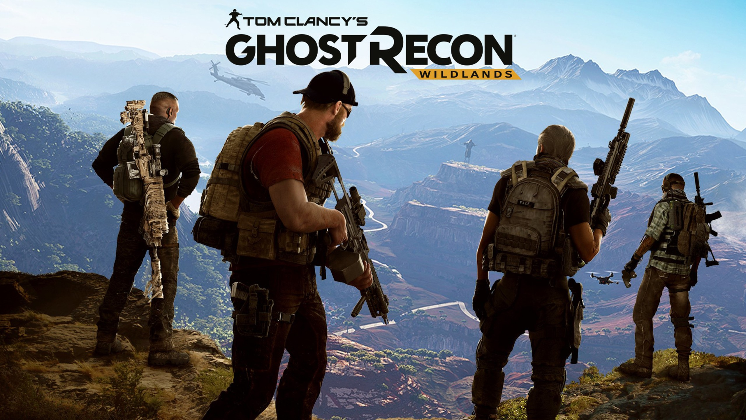 Ghost Recon Wildland