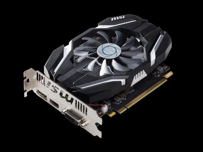nVidiaGeForceGTX MSI
