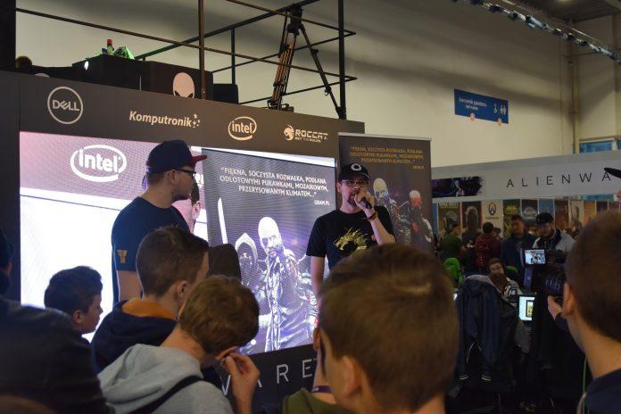 PoznańGameArena Alienware