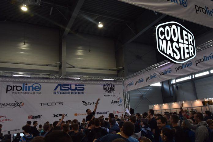 Poznań Game Arena 2016 - ProLine i Cooler Master