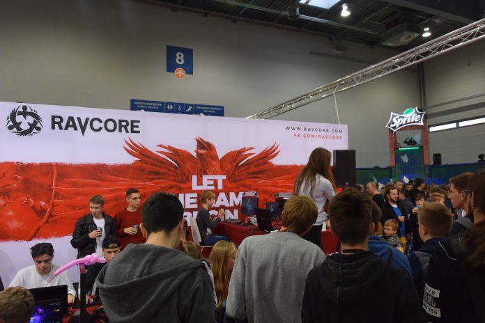Poznań Game Arena 2016 - Ravcore