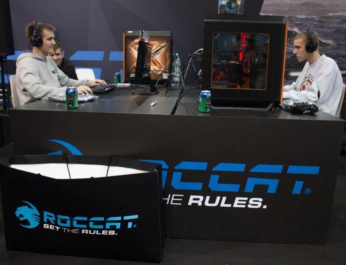 Poznań Game Arena 2016 - Roccat