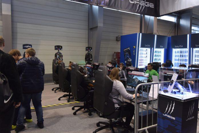 Poznań Game Arena 2016 - Hama
