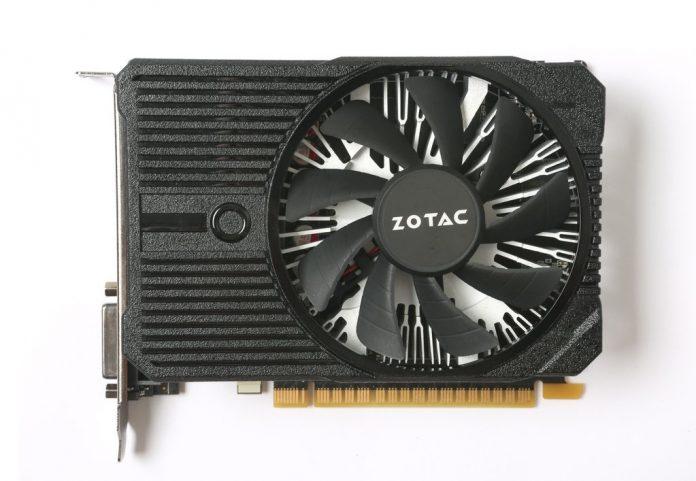 ZOTAC GeForce GTX 1050 Mini