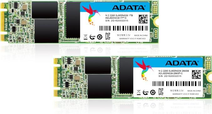 ADATA Ultimate SU800 M.2
