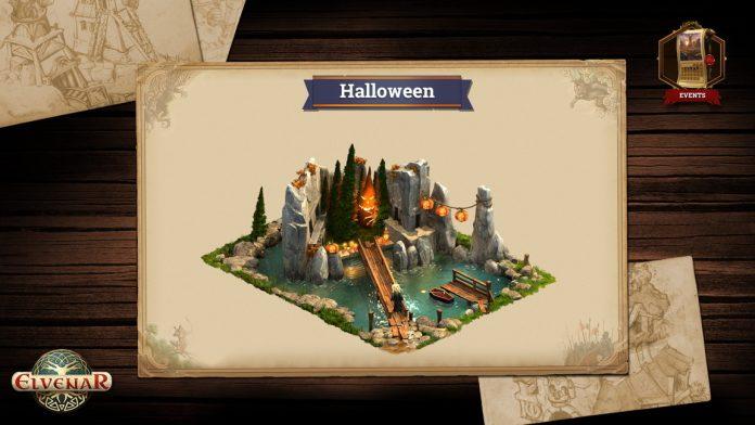 elvenar halloween 1