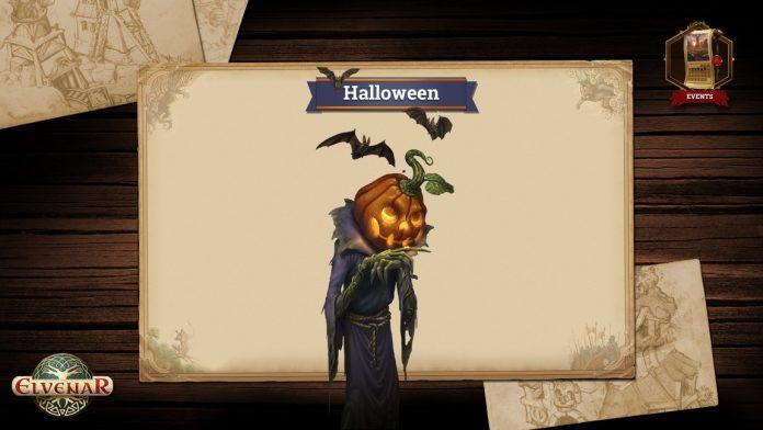 elvenar halloween 2