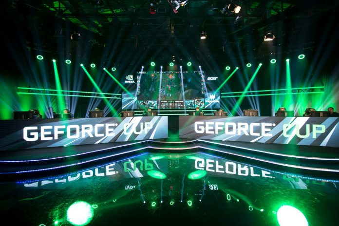 GEFORCE CUP League of Legends