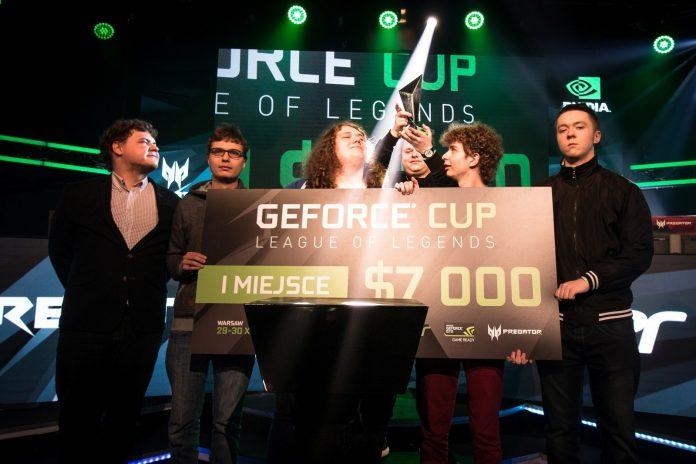 GEFORCE CUP League of Legends