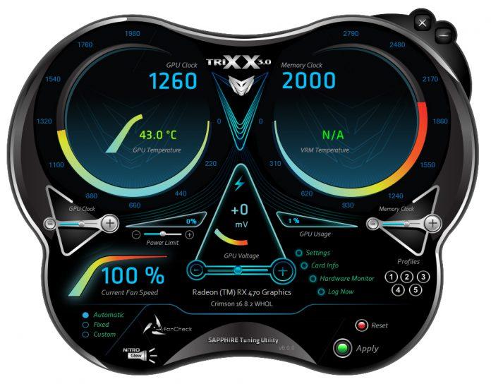 SAPPHIRE TriXX 6.1