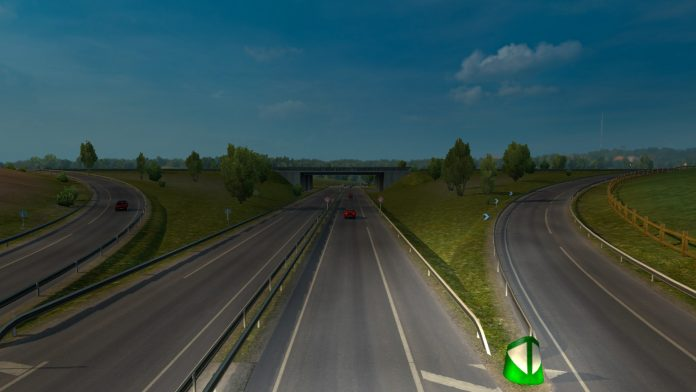 euro truck simulator 2–aktualizacja 1.26 8