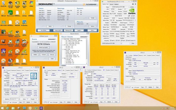 intel core i7 7700k 7ghz 3