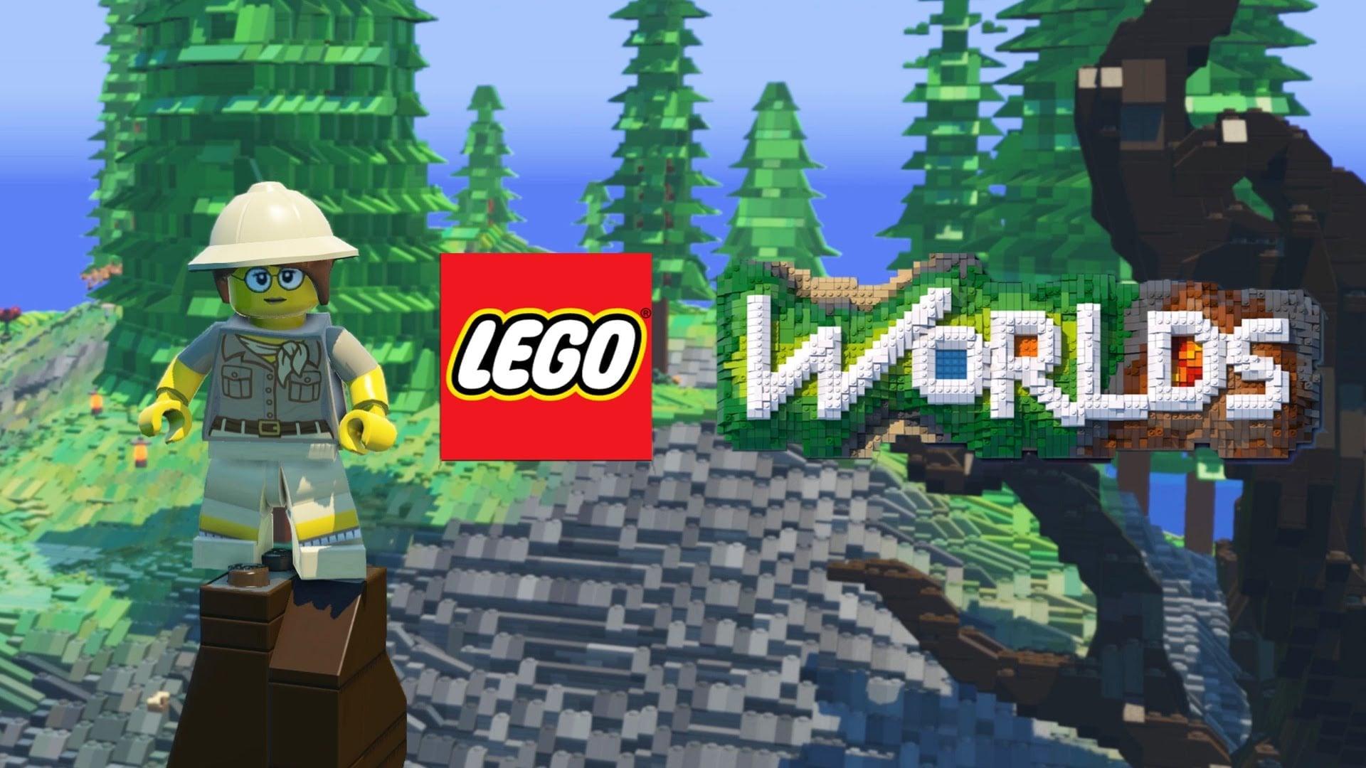 Lego Worlds Otrzymuje Tryb Sandbox Ze Wszystkimi Obiektami I Klockami